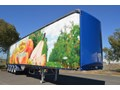 MAXITRANS ST4 52' SD CURTAIN SIDER, CHAIN DRIVE FLOOR