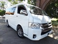2015 TOYOTA HIACE WAGON GL Low Roof Wide Body 10 Seater LWB
