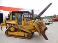 CATERPILLAR D5N XL CAT D5 Bulldozer w 4 Barrel Ripper / Stick Rake & Tree Spear [MACHDOZ]