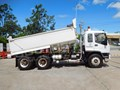 2001 ISUZU FVY1400 Tipper Truck 275HP -- Only 406,600 km