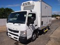 2017 FUSO CANTER 515