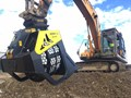 BOSS BRS-200S RENT-TRY-BUY TODAY Excavator/Loader Rotary Screening Buckets