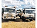 2003 MAN L2000 4X4 RIGID CREW CABS x4