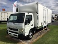2017 FUSO CANTER 918
