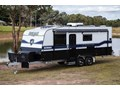 2017 GRAND SALUTE BUCKINGHAM 22FT SEMI OFF ROAD (FAMILY BUNK CARAVAN)