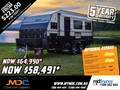 2017 MARKET DIRECT CAMPERS XT17-HRT