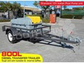 2017 DIESEL FUEL TANK 800L Lockable Diesel Fuel Trailer with 12V Italian PIUSI pump [TFPOLY] [ATTFTRAIL]