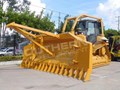 CATERPILLAR D5M XL Bulldozer with Stick Rake & Tree Spear fitted [MACHDOZ] INCOMING