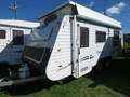 2008 GALAXY ODYSSEY POP TOP CARAVAN