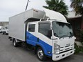2012 ISUZU ELF BOX / TAIL LIFT