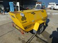 1985 COMPAIR CR100A TRAILER MOUNTED COMPRESSOR