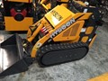 HYSOON 2 SERIES 800MM WIDE TRACKED WIDE MINI DIGGER MINI LOADER 23HP B&S