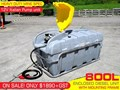 2017 DIESEL FUEL TANK 800L Diesel Fuel Tank / Fuel Storage Unit with 12V Italian pump & mounting Frame[TFPOLY]