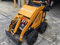 HYSOON 2 SERIES MINI DIGGER 900MM WIDE NARROW TRACK SLIM TYRES TRIPLE PUMP