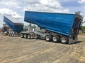 2019 MOORE MOORE TRAILERS STEP CHASSIS TIPPER