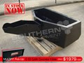 2017 RHINO 0.50 CUBE Concrete Kibble Bucket to suit Skid Steer loaders [ATTBUCKETKIBBLE]
