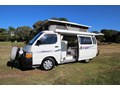 1996 TOYOTA HIACE TWIN BED SUNLINER AUTOMATIC