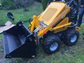 HYSOON MINI DIGGER MINI LOADER 23HP B&S DOUBLE PUMP (DINGO KANGA TORO)