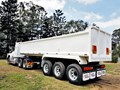 R.E.S 30FT TRIAXLE CHASSIS TIPPER