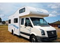 2011 VOLKSWAGEN CRAFTER RENEGADE 6 BERTH