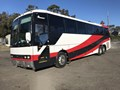 2000 VOLVO B12R TAG AXLE COACH, 2000 MODEL