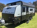 2017 LAKESIDE CARAVANS ARGYLE 19FT POP TOP WITH FULL ENSUITE (ORO)