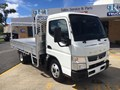 2017 FUSO CANTER 515 CITY CAB