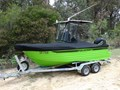 2014 POLYCRAFT WARRIOR 5.30 CENTRE CONSOLE WARRIOR