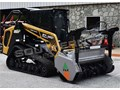 2017 ASV RT-120 Forestry HIGH FLOW Compact Track Loader