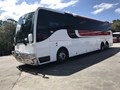 2012 VOLVO B13R 13.5 METRE TAG AXLE COACH, 2012 MODEL