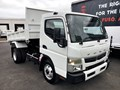 2018 FUSO CANTER 715