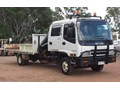 2004 ISUZU FFR550 LONG