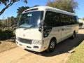 2014 TOYOTA COASTER DELUXE **AUTOMATIC**