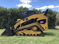 2013 CATERPILLAR 289C2 2 Speed, Hi Flow XPS, High Lift, Heavy Duty CTL UnderCarriage