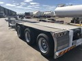 2016 JAMIESON TRI AXLE DROP DECK SKEL 20' CONTAINER PINS