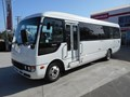 2011 MITSUBISHI FUSO ROSA BUS AUTO/ 21 SEAT ROSA BUS WITH WHEELCHAIR ACCESS