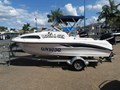 2006 QUICKSILVER 510 DOMINATOR