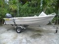 1996 FYRAN 12FT DINGHY..