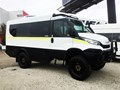 2016 IVECO DAILY 4X4 MINI BUS