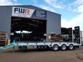 2019 FWR ELITE TRI AXLE TAG TRAILER