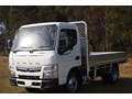 2018 FUSO CANTER 515 SHORT DUONIC