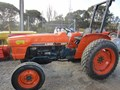 KUBOTA L345 TRACTOR WITH ROLL FRAME