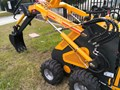 HYSOON BACKHOE FRONT HOE DIGGER ATTACHMENT FOR MINI DIGGERS / LOADERS