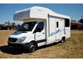 2012 MERCEDES-BENZ SPRINTER- BEACH Platinum Beach