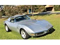 1971 CHEVROLET CORVETTE Stingray T Top