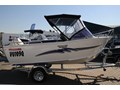 2013 AQUAMASTER 4.40 RUNABOUT