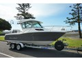 2018 CRUISE CRAFT OUTSIDER 595 HARDTOP