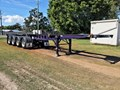 2014 MAXITRANS SKELETAL TRAILER