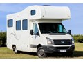 2013 VOLKSWAGEN CRAFTER 4 BERTH PLATINUM BEACH