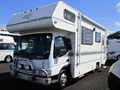 2000 WINNEBAGO INDUSTRIES LEISURE SEEKER MAZDA T4600